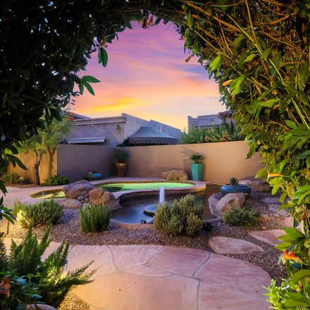 Rent this 3 bed house on 8626 North 84th Place in Scottsdale, AZ 85258
