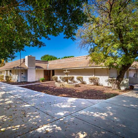 Rent this 4 bed house on 540 West McLellan Road in Mesa, AZ 85201