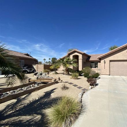 Rent this 3 bed house on Cll del Cid in Yuma, AZ