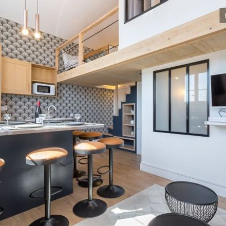 Rent this 2 bed apartment on 17 Rue Pailleron in 69004 Lyon, France