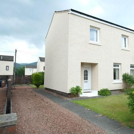 Rent this 3 bed house on Newlands place in Tullibody FK10 2SN, United Kingdom