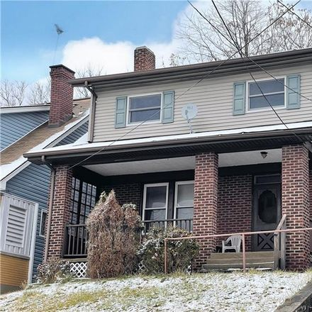 Rent this 3 bed house on Bascom Ave in Pittsburgh, PA