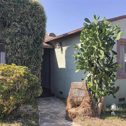 Rent this 1 bed apartment on Westdale Avenue in Los Angeles, CA 90041-3327