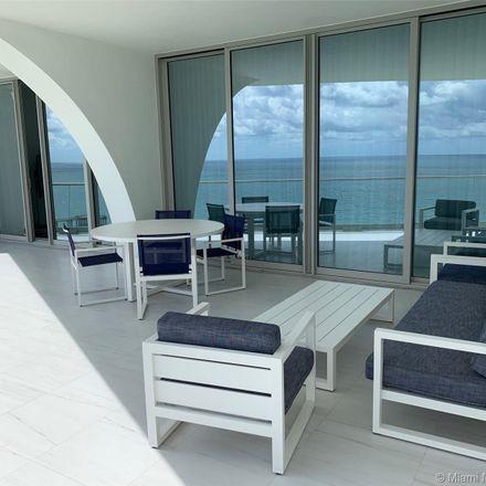 Rent this 2 bed condo on Jade Signature in 16901 Collins Avenue, Sunny Isles Beach