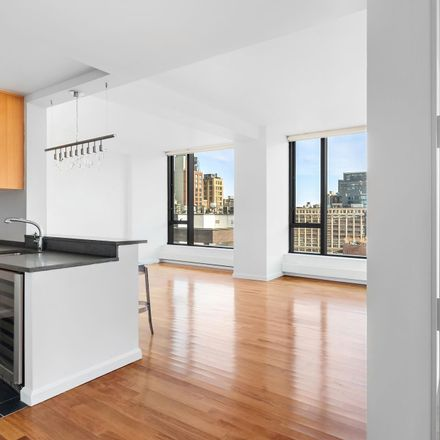 Rent this 1 bed condo on Greenwich St in New York, NY