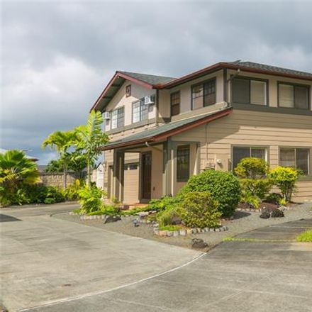 Rent this 3 bed loft on Anopili St in Mililani Town, HI