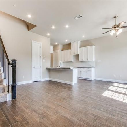 Rent this 3 bed townhouse on Blythe Drive in Frisco, TX 75035