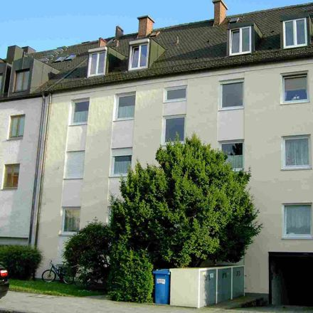 Rent this 3 bed apartment on Munich in Bezirksteil St. Ulrich, BAVARIA