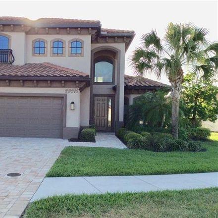 Rent this 4 bed house on 23277 Salinas Way in Bonita Lakes, FL 34135