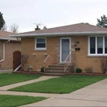 Rent this 3 bed house on 4227 Atlantic Avenue in Schiller Park, IL 60176