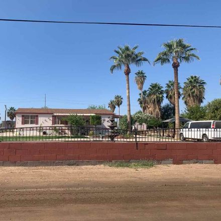 Rent this 3 bed house on 12582 South Cortez Avenue in Yuma, AZ 85365