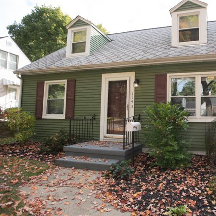 Rent this 3 bed house on 114 Worden Avenue in Ann Arbor, MI 48103