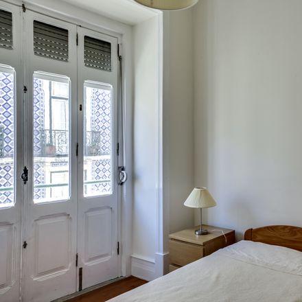 Rent this 3 bed apartment on Rua Maestro Pedro de Freitas Branco in 1250-100 Lisbon, Portugal