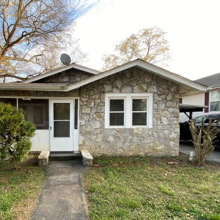 Rent this 3 bed house on 104 Sawyer Street in Chattanooga, TN 37405