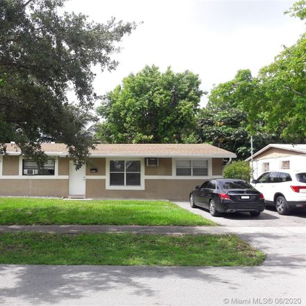 Rent this 4 bed house on 3600 Northwest 7th Street in Lauderhill, FL 33311