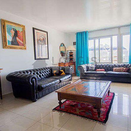 Rent this 2 bed apartment on 90 Avenue du Maine in 75015 Paris, France