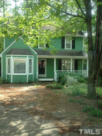 Rent this 3 bed apartment on 5002 Simmons Branch Trail in Raleigh, NC 27606