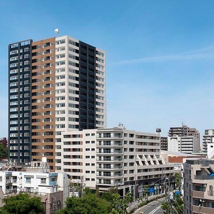 Rent this 1 bed apartment on Residia Ikebukuro in Koishikawa-Nishisugamo Line, Bunkyo