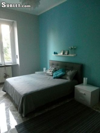 Rent this 1 bed apartment on Via Frejus in 10139 Turin TO, Italy