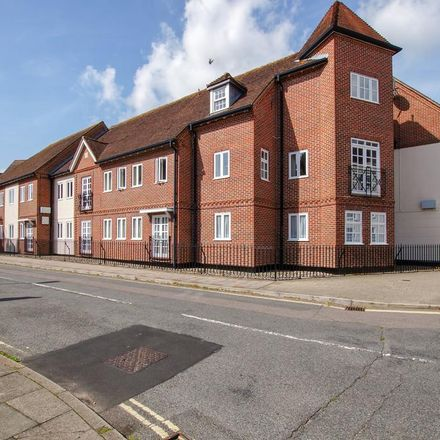 Rent this 1 bed apartment on Peter Weston Place in Chichester PO19 7AP, United Kingdom