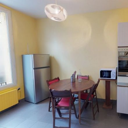 Rent this 1 bed apartment on 71 Rue Victor Hugo in 93170 Bagnolet, France