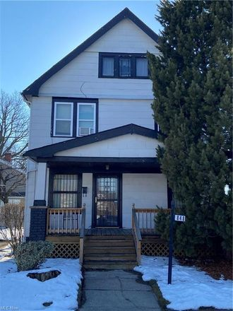 Rent this 3 bed house on 848 Alhambra Road in Cleveland, OH 44110