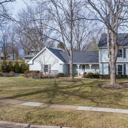 Rent this 4 bed house on 13615 Peacock Farm Road in Town and Country, MO 63131