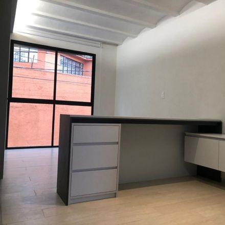 Rent this 1 bed apartment on Privada Calle Ballonetas in Bosques de Reforma, 05129