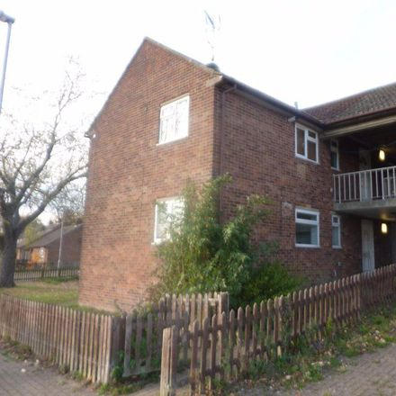 Rent this 1 bed apartment on Holbein Walk in Corby NN18 9LF, United Kingdom