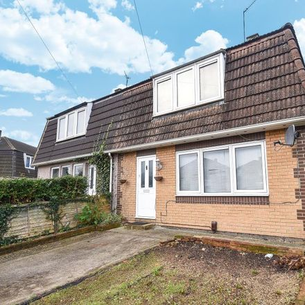 Rent this 3 bed house on Champion Way in Oxford OX4 4NR, United Kingdom