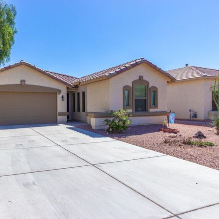 Rent this 3 bed house on 429 West Dexter Way in San Tan Valley, AZ 85143