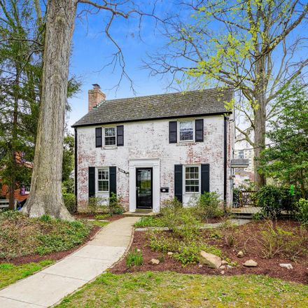Rent this 3 bed house on 7313 Wildwood Drive in Takoma Park, MD 20912