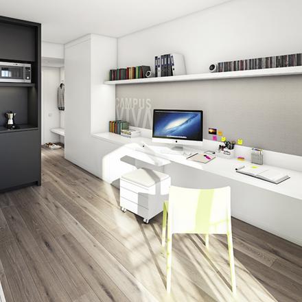 Rent this 1 bed apartment on Munich in Bezirksteil Am Riesenfeld, BAVARIA
