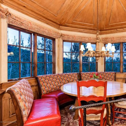 Rent this 6 bed house on 127 Powderbowl Trail in Aspen, CO 81611
