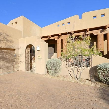 Rent this 2 bed townhouse on N Mule Train Rd in Carefree, AZ