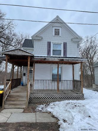 Rent this 3 bed house on Weston St in Hudson Falls, NY