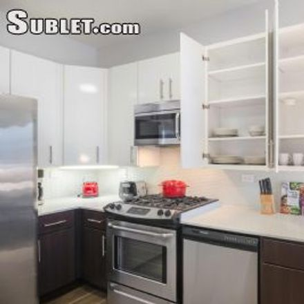 Rent this 1 bed apartment on Arkadia Tower in West Quincy Street, Chicago
