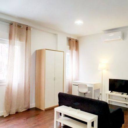Rent this 0 bed apartment on Calle Antonio Gómez Galiana in 5, 28039 Madrid