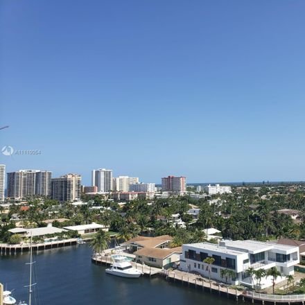 Rent this 1 bed condo on Golden Isles Dr in Hallandale, FL