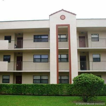 Rent this 2 bed condo on 3252 Foxcroft Road in Miramar, FL 33025