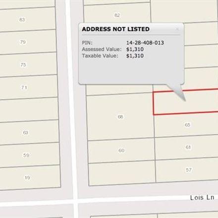 Rent this 0 bed apartment on N Tasmania St in Pontiac, MI