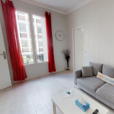Rent this 1 bed apartment on 13 Rue des Vignerons in 94300 Vincennes, France