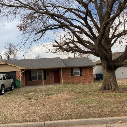 Rent this 2 bed house on 1405 Northwest 104th Street in Oklahoma City, OK 73114