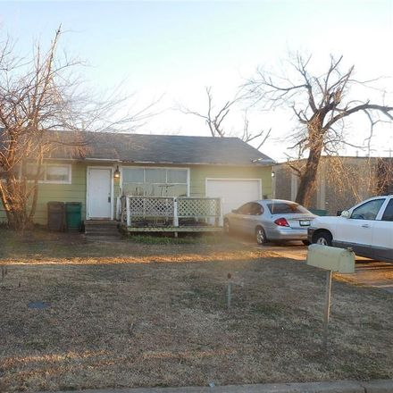 Rent this 2 bed house on 828 Northwest 67th Street in Oklahoma City, OK 73116