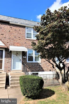 Rent this 3 bed townhouse on Fairfax Road in Upper Darby, PA 19026