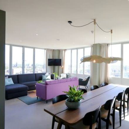 Rent this 5 bed apartment on GAK in Bos en Lommerplantsoen 1-43, 1055 AA Amsterdam