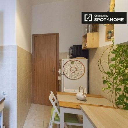 Rent this 1 bed apartment on Via della Stazione Ostiense in 19, 00154 Rome Roma Capitale