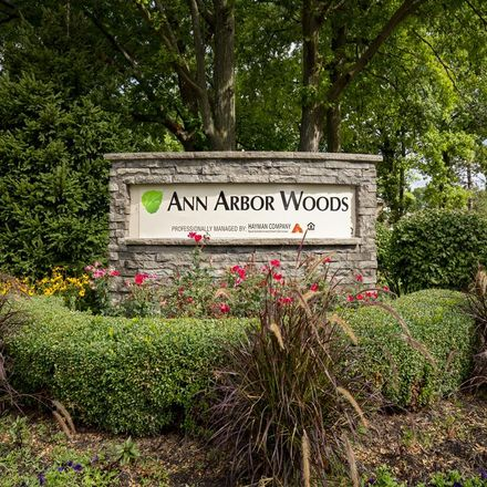 Rent this 3 bed apartment on 2016 Manchester Road in Ann Arbor, MI 48104