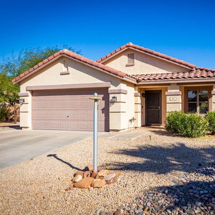 Rent this 3 bed house on 611 South Porter Street in Gilbert, AZ 85296