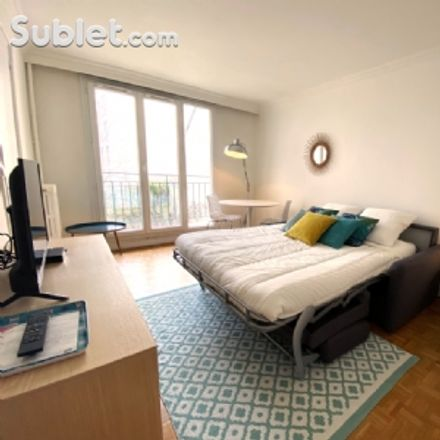 Rent this 1 bed apartment on 38 Rue Violet in 75015 Paris, France